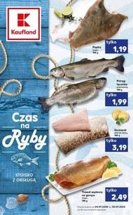 Targ rybny Kauflanda
