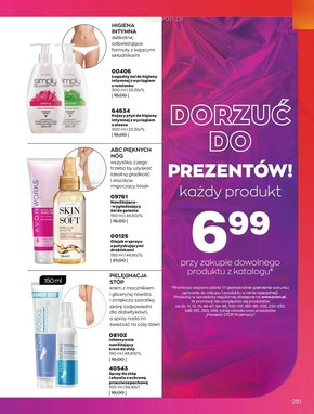 Katalog Avon - wszystko dla zdrowia!