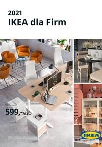 Gazetka promocyjna IKEA - IKEA dla Firm 2021 - ważna do 31-08-2021