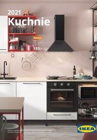 Gazetka promocyjna IKEA - IKEA - Kuchnie 2021 - ważna do 31-08-2021