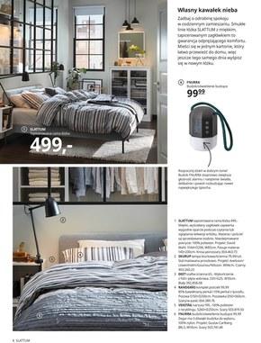 IKEA -Sypialnia 2021