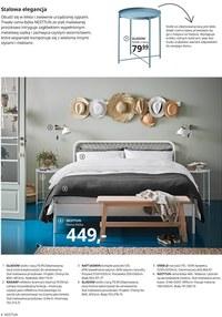 Gazetka promocyjna IKEA - IKEA -Sypialnia 2021
