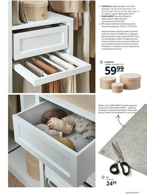 IKEA - Szafy 2021