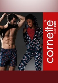 Gazetka promocyjna Cornette - Nowa kolekcja Cornette - ważna do 30-11-2020