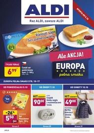 Europa pełna smaku w Aldi