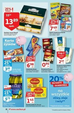 Szalone tygodnie w Auchan Supermarket