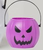 Wiaderko na Halloween H&M