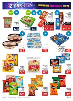 Impreza niskich cen w Carrefour
