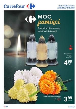 Gazetka promocyjna Carrefour - Moc pamięci w Carrefour