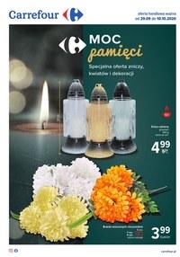 Gazetka promocyjna Carrefour - Moc pamięci w Carrefour - ważna do 10-10-2020