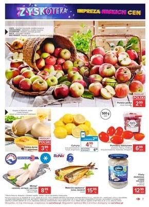 Impreza niskich cen w Carrefour Market