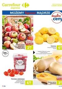 Gazetka promocyjna Carrefour Express - Promocje w Carrefour Express - ważna do 05-10-2020