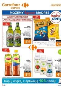 Gazetka promocyjna Carrefour Express - Tanie produkty w Carrefour Express - ważna do 05-10-2020