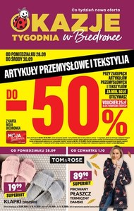50% taniej w Biedronce!