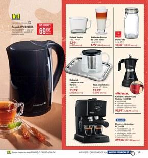 Makro - kawa czy herbata