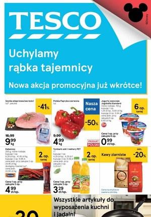 Gazetka promocyjna Tesco Centra Handlowe - Tesco - nowe promocje