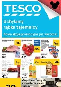 Gazetka promocyjna Tesco Centra Handlowe - Tesco - nowe promocje - ważna do 07-10-2020