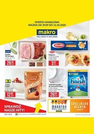 Gazetka promocyjna Makro Cash&Carry - Makro - oferta handlowa