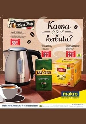 Gazetka promocyjna Makro Cash&Carry - Makro - kawa czy herbata