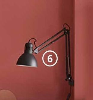 Lampa biurkowa IKEA niska cena