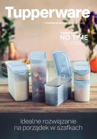 Gazetka promocyjna Tupperware - Porządek w szafkach w Tupperware - ważna do 01-11-2020