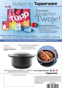 Gazetka promocyjna Tupperware - Porządek w szafkach w Tupperware