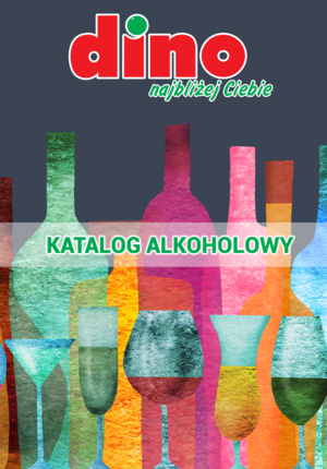 Gazetka promocyjna Dino - Katalog alkoholowy Dino