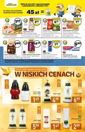 Produkty w niskich cenach w Stokrotce Market!