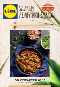 Gazetka promocyjna Lidl - Lidl - szlakiem azjatyckich smaków - ważna do 07-10-2020