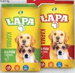Karma dla psa Łapa