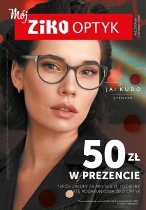 Gazetka promocyjna Ziko Dermo  - Mój Ziko Optyk