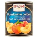 Brzoskwinie połówki Helcom
