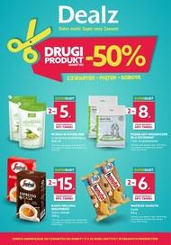 Drugi produkt -50% w Dealz!