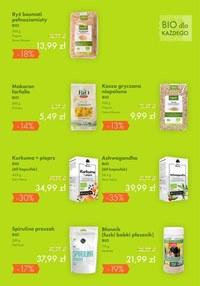 Gazetka promocyjna Organic - Promocje na farmie zdrowia Organic
