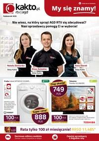 Gazetka promocyjna Kakto.pl - My się znamy! Kakto - ważna do 31-10-2020