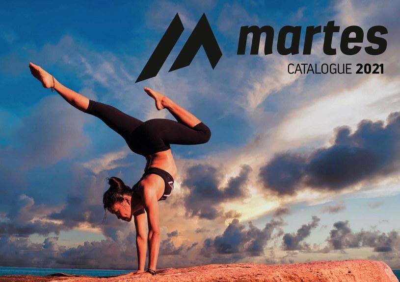 Gazetka promocyjna Martes Sport - ważna od 01. 10. 2020 do 31. 12. 2021