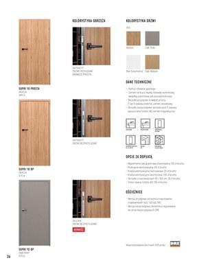 Katalog Drzwi VOX