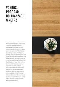 Gazetka promocyjna VOX - Katalog mebli VOX