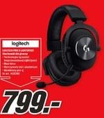 Słuchawki dla gracza Logitech
