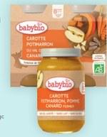 Danie dla dziecka Babybio