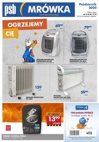 Gazetka promocyjna PSB Mrówka - PSB Mrówka Koziegłowy - ważna do 17-10-2020
