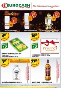 Gazetka promocyjna Eurocash Cash&Carry - Eurocash - Dla Ciebie tanio i wygodnie - ważna do 18-10-2020