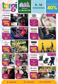 Gazetka promocyjna Akpol Baby - Targi dziecięce -w Akpol Baby - ważna do 10-10-2020