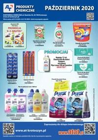 Gazetka promocyjna At - Zdrowie i czystość razem z AT - ważna do 31-10-2020