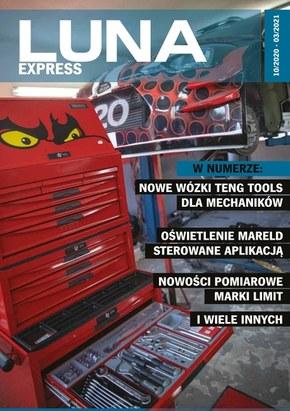 Najnowszy katalog Luna Express