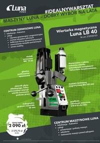 Gazetka promocyjna Luna - Najnowszy katalog Luna Express