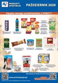 Gazetka promocyjna At - Oferta spożywcza At! - ważna do 31-10-2020