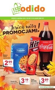 Jesienna promocja w Odido