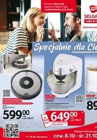 Gazetka promocyjna Selgros Cash&Carry - Specjalnie dla Ciebie w Selgros - ważna do 21-10-2020