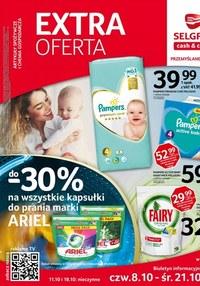 Gazetka promocyjna Selgros Cash&Carry - Extra oferta w Selgros - ważna do 21-10-2020